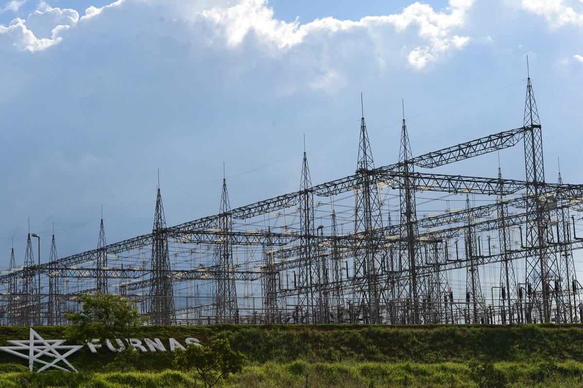 Linhas de transmissão de energia elétrica da Furnas