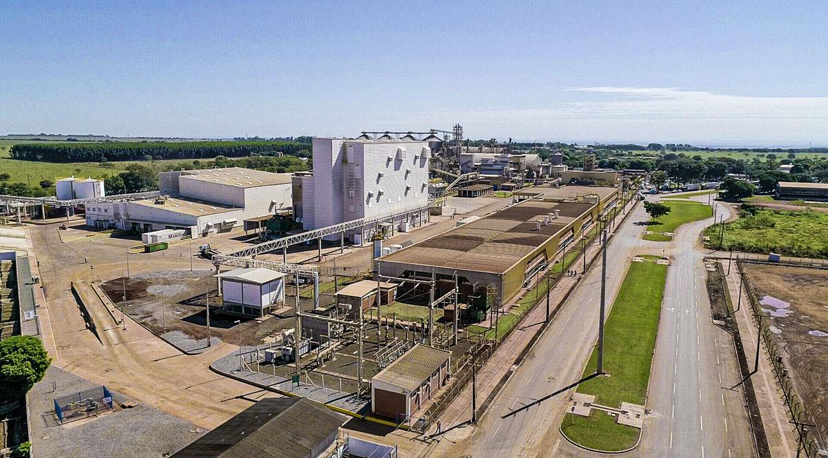 Fábrica de proteínas da ADM em Campo Grande