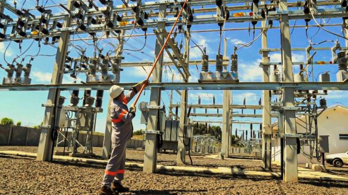 Rede elétrica da Celesc