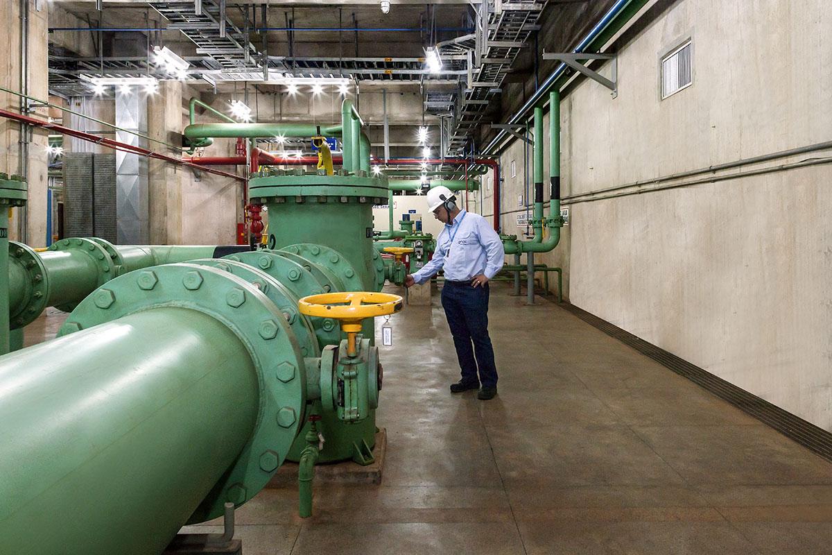 Enel Green Power Cachoeira Dourada
