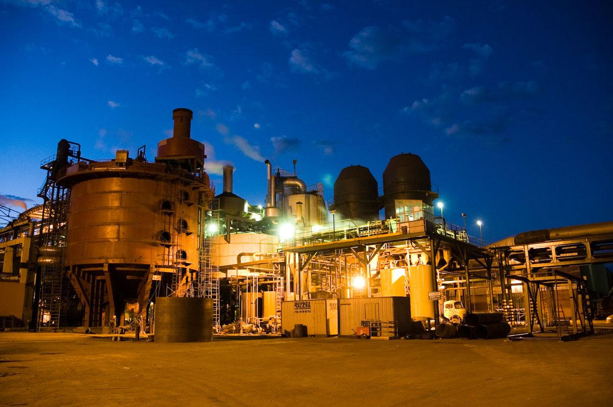 Usina da LDC Bioenergia.