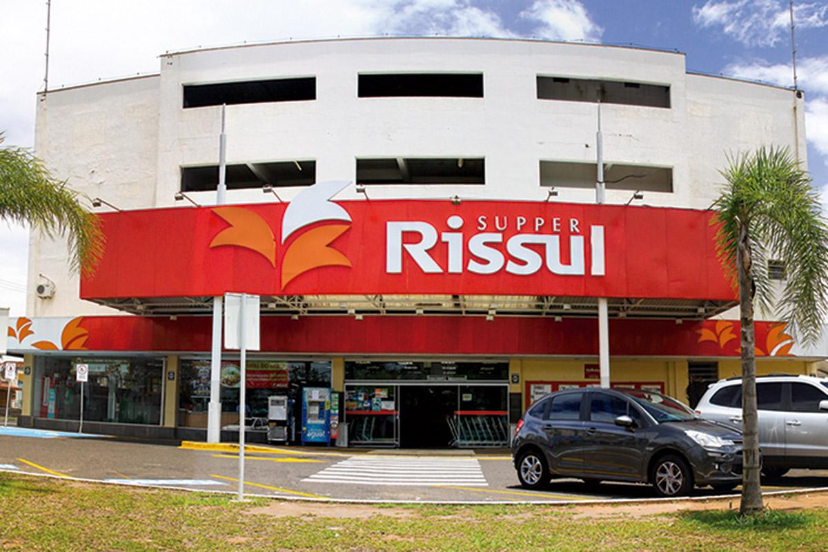 Supermercado Rissul, da Unidasul