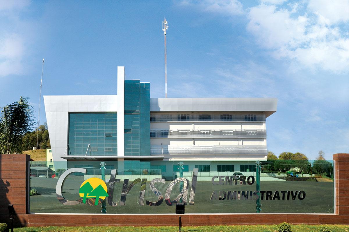 Centro administrativo da Cotrisal