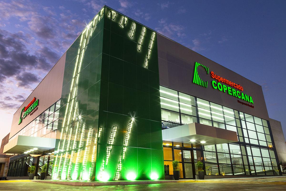 Supermercado da Copercana em Sertãozinho