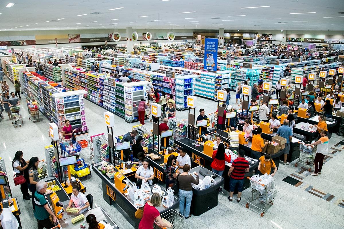 Loja da Giassi Supermercado