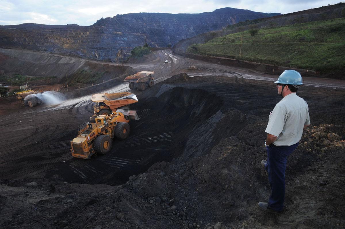 Casa de Pedra, da CSN Mineração