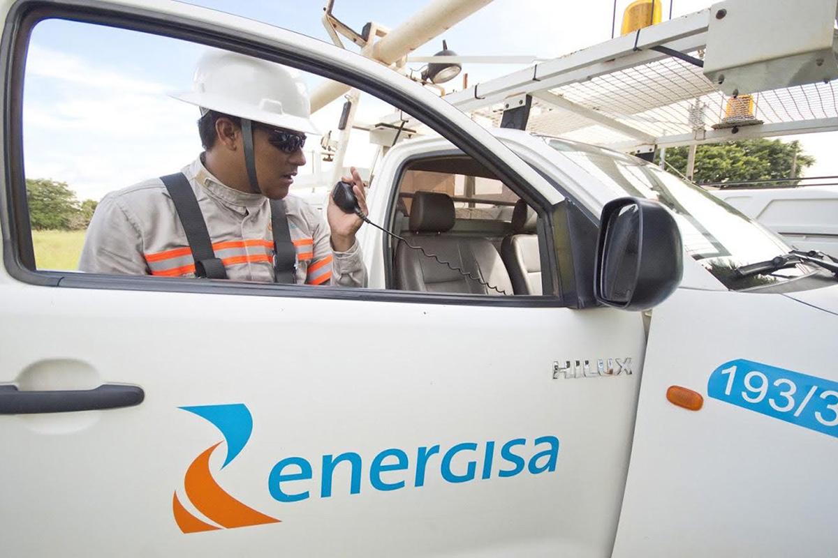 Trabalhador da Energisa