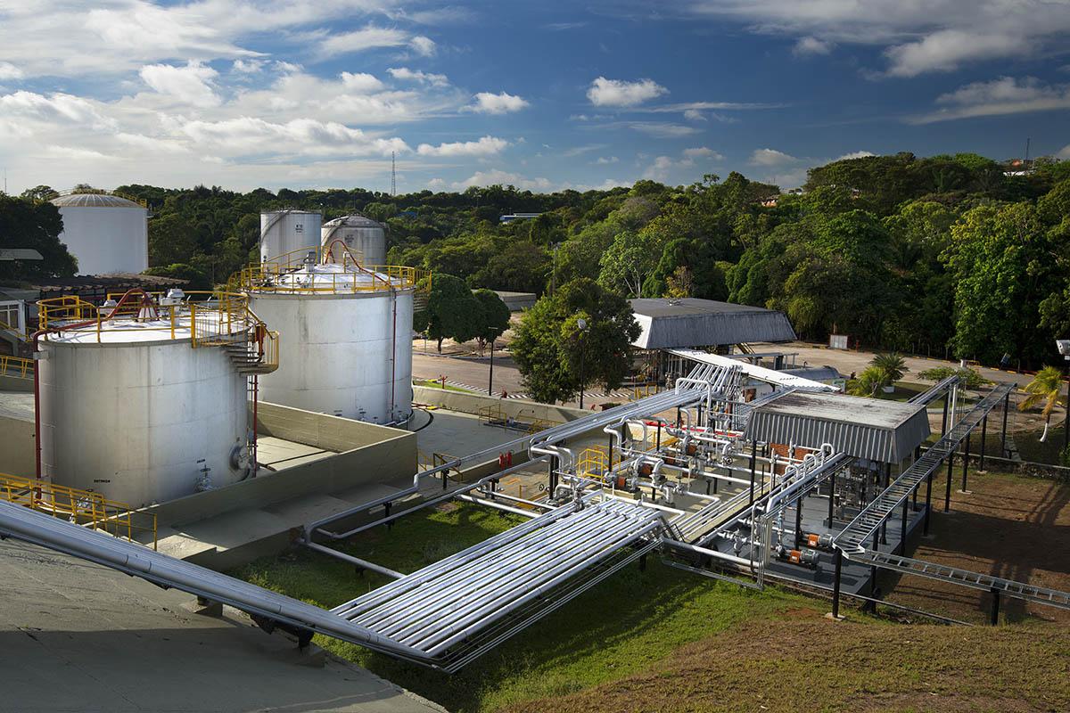 Terminal de distribuição de Manaus, Petróleo Sabbá