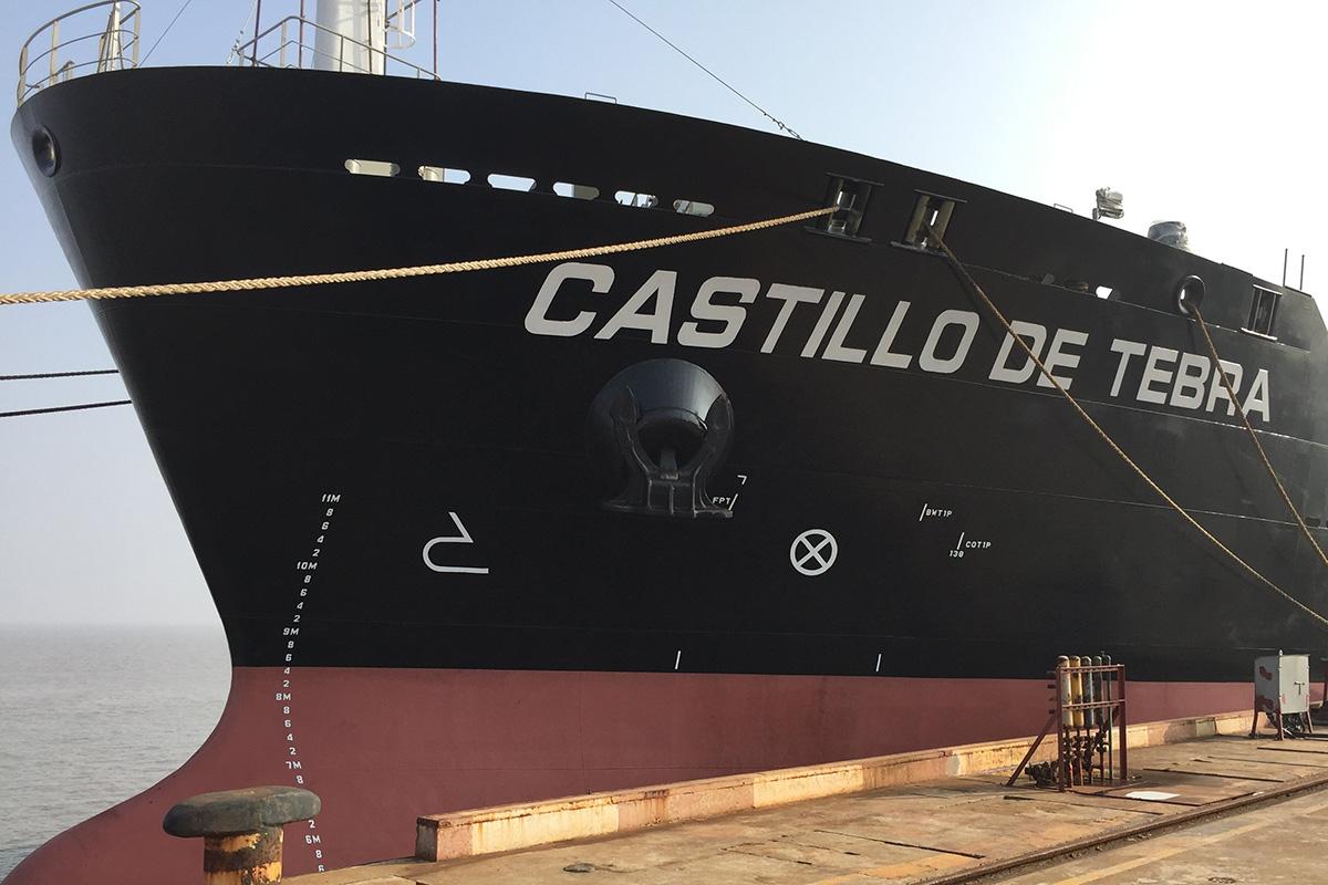 Navio da Empresa de Navegação Elcano