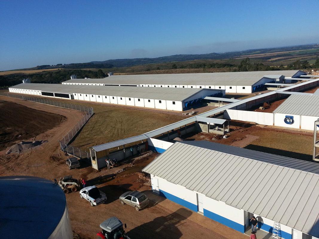 Complexo da Frísia no Paraná