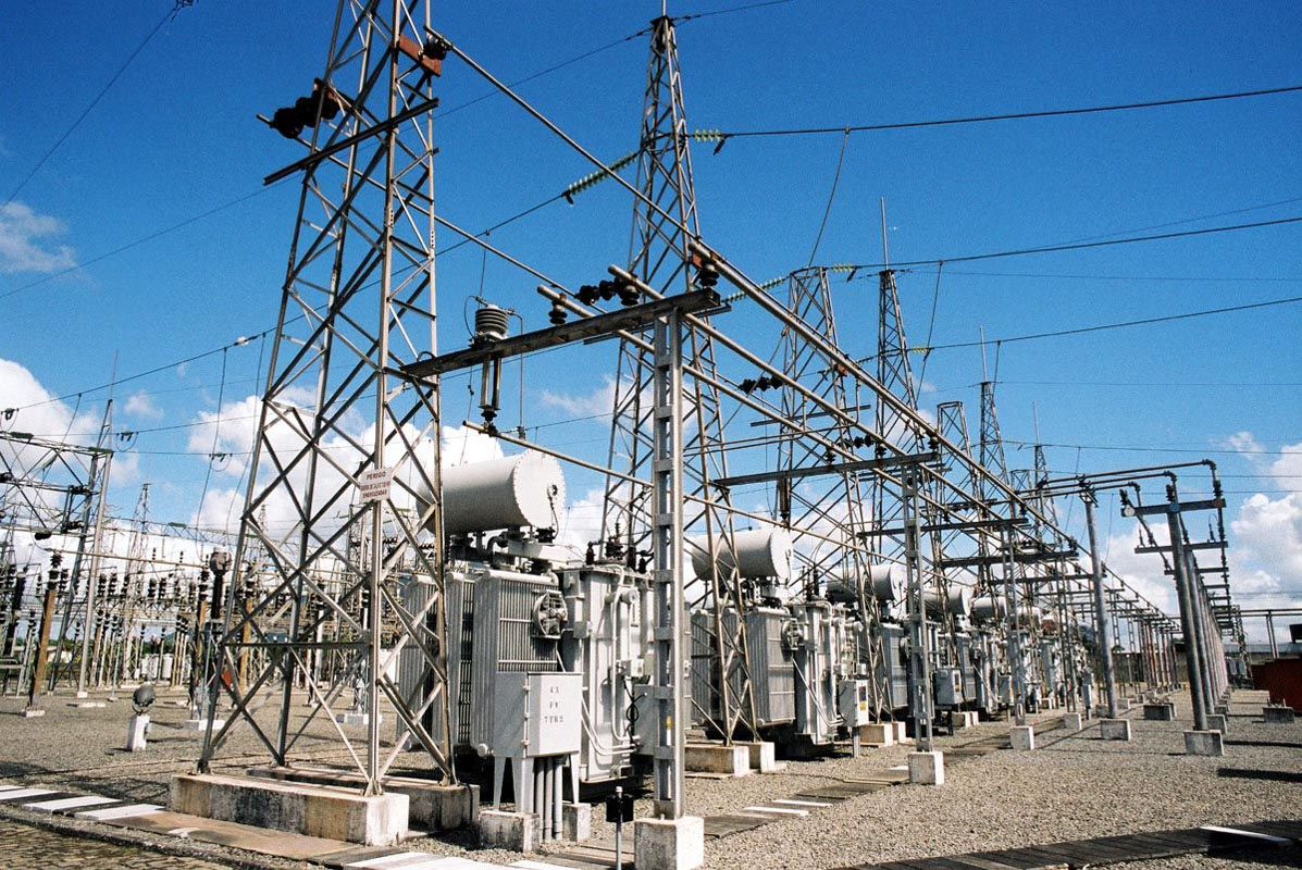Rede de transmissão da Copel GeT