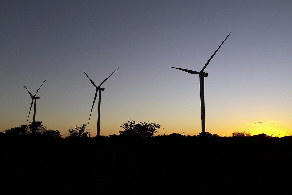 Parque eólico da Votorantim Energia