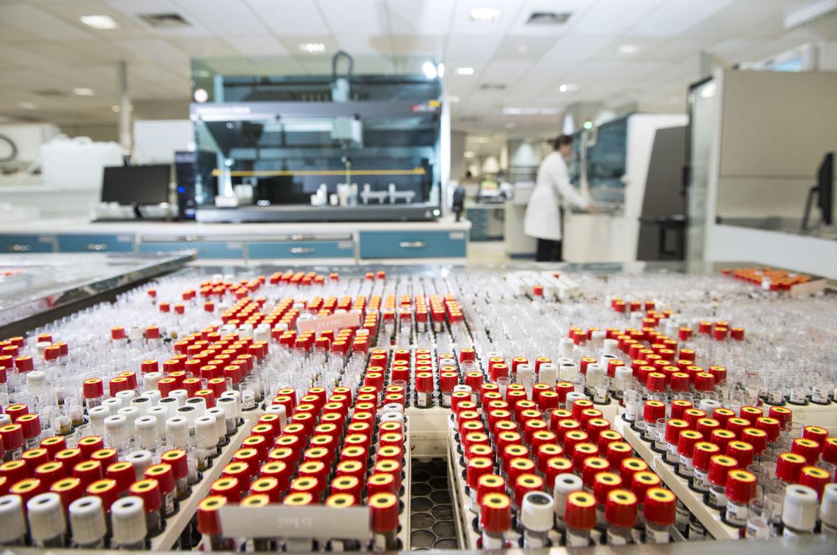 Laboratório do Fleury