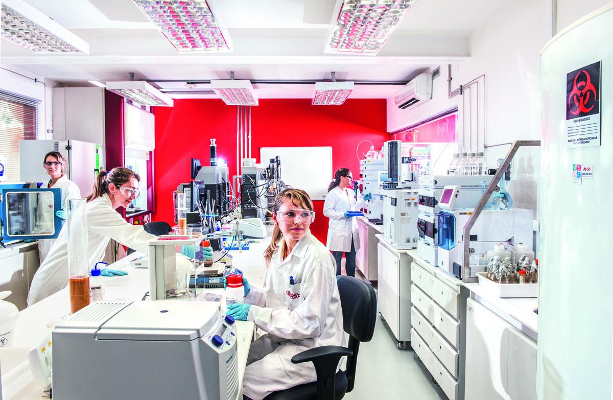Laboratório de Biocombustíveis da Dupont