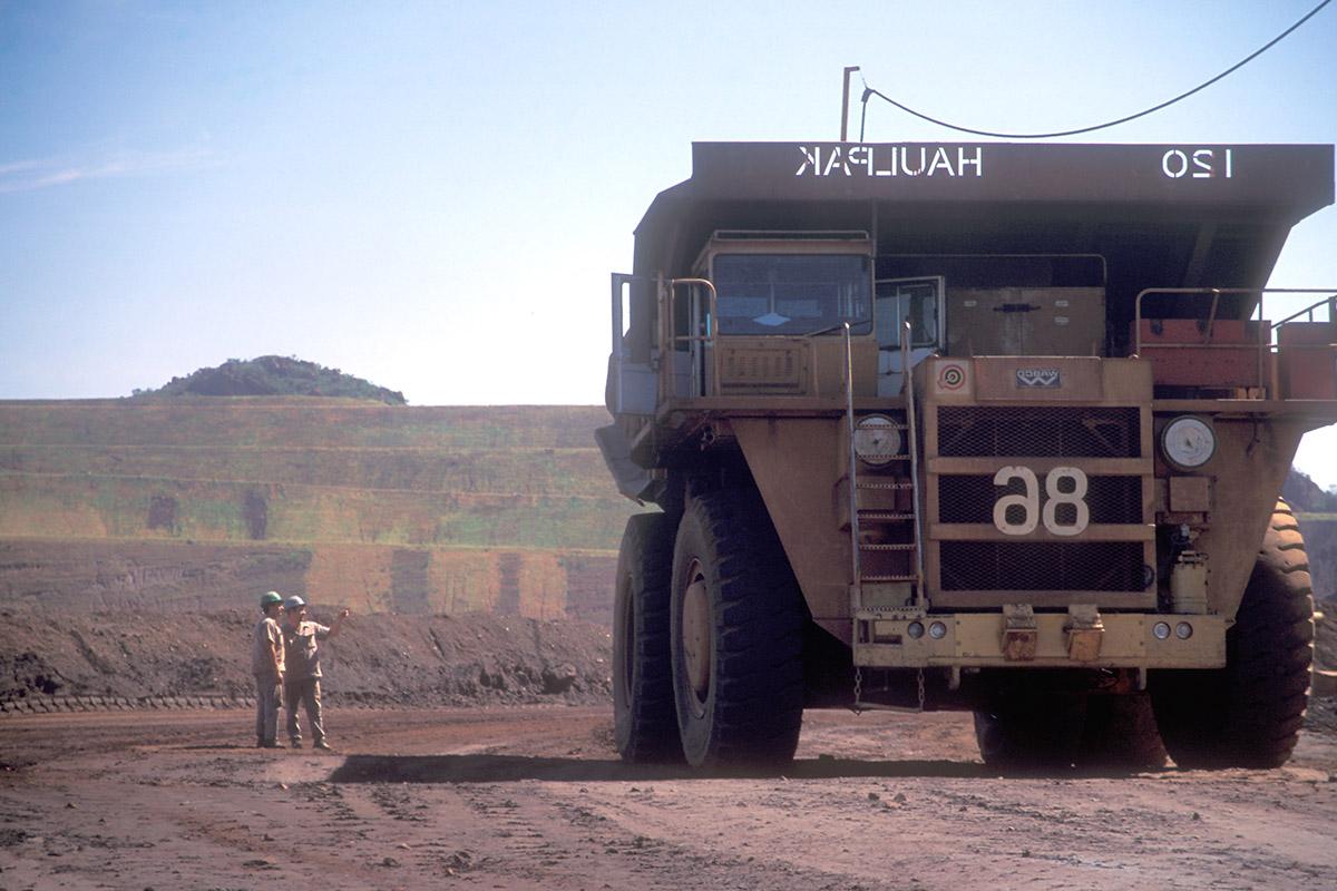 Minerações Brasileiras Reunidas