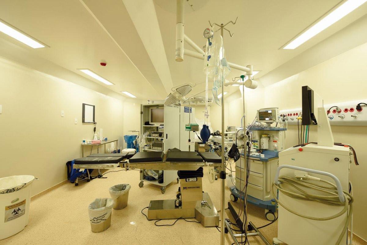 Hospital Alvorada, em Brasília