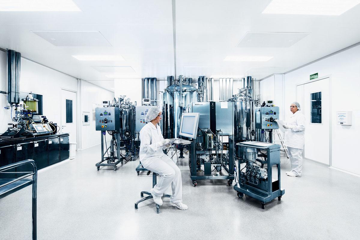 Laboratório da Cristália