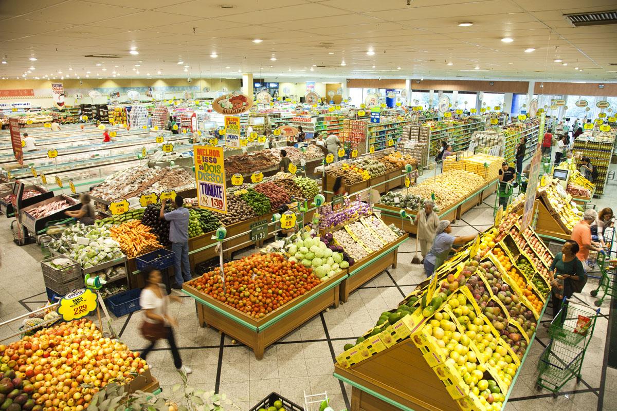 Supermercado Prezunic, no Rio de Janeiro