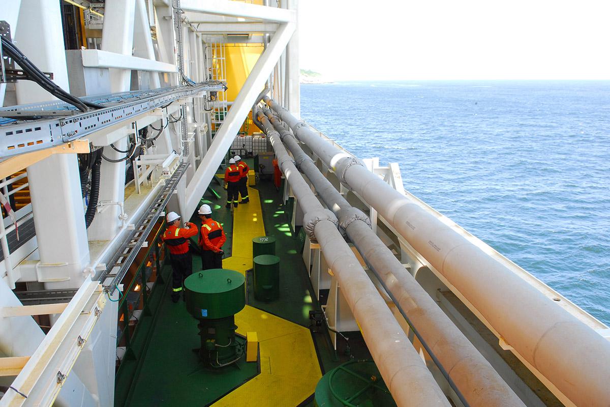 Navio Stena Drill Max, da Repsol Brasil