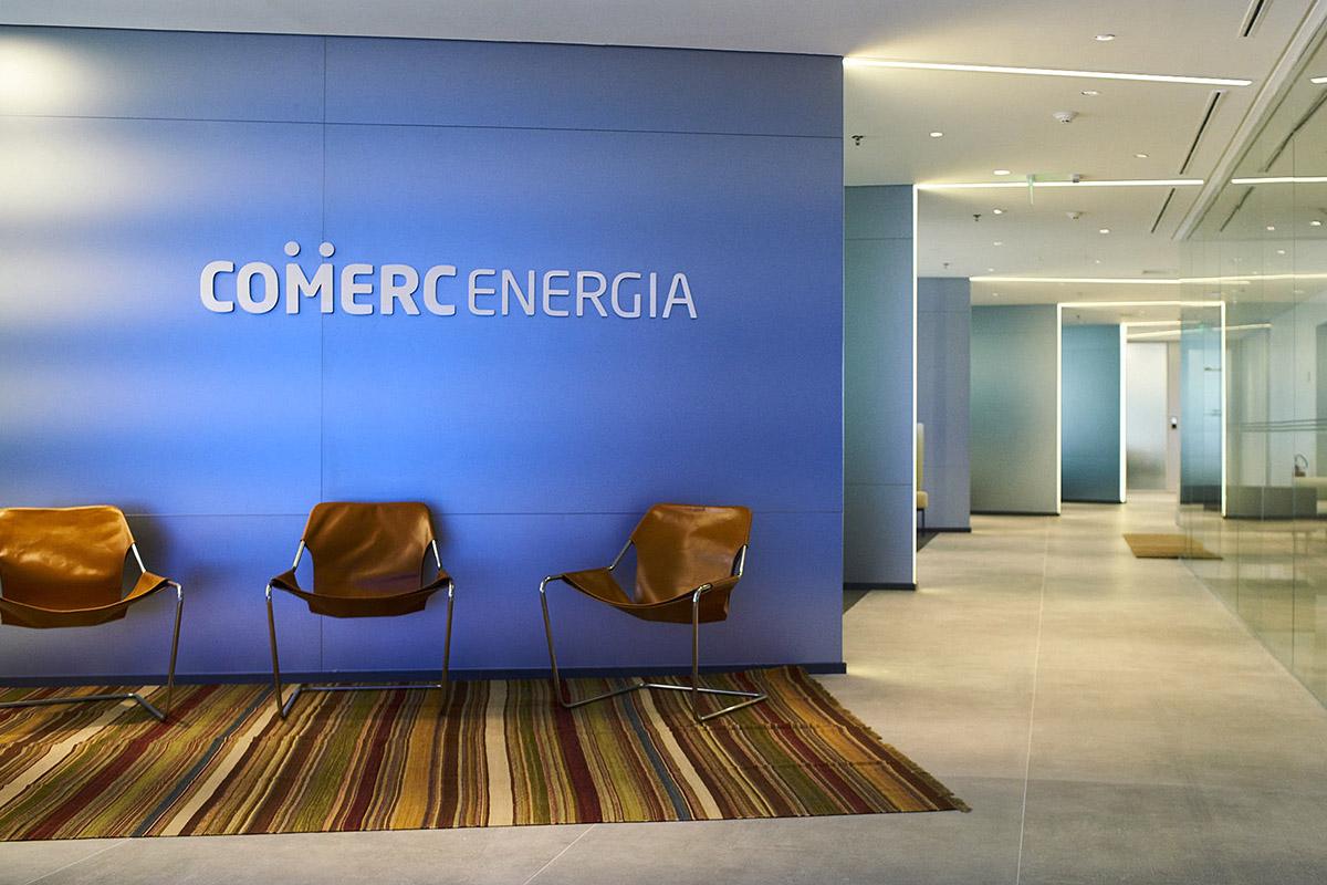Escritório da Comerc Energia