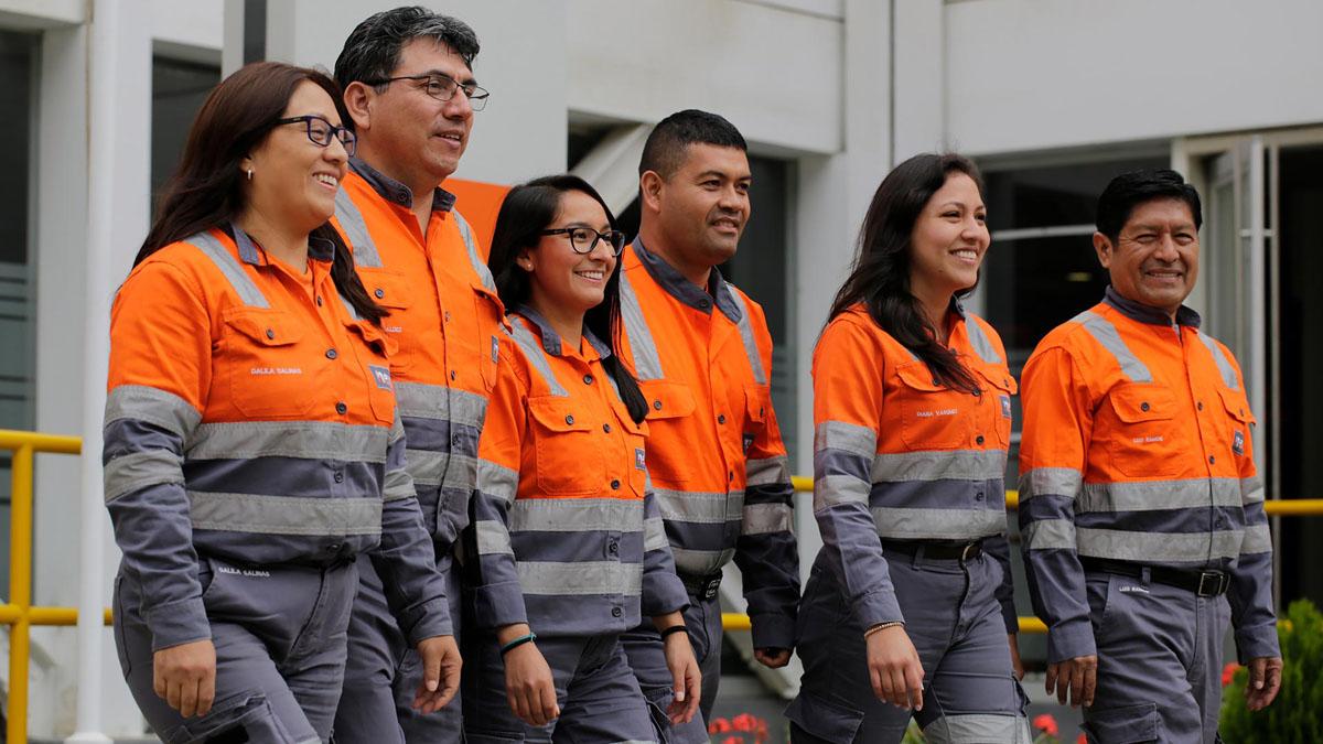 Funcionários da Nexa Resources