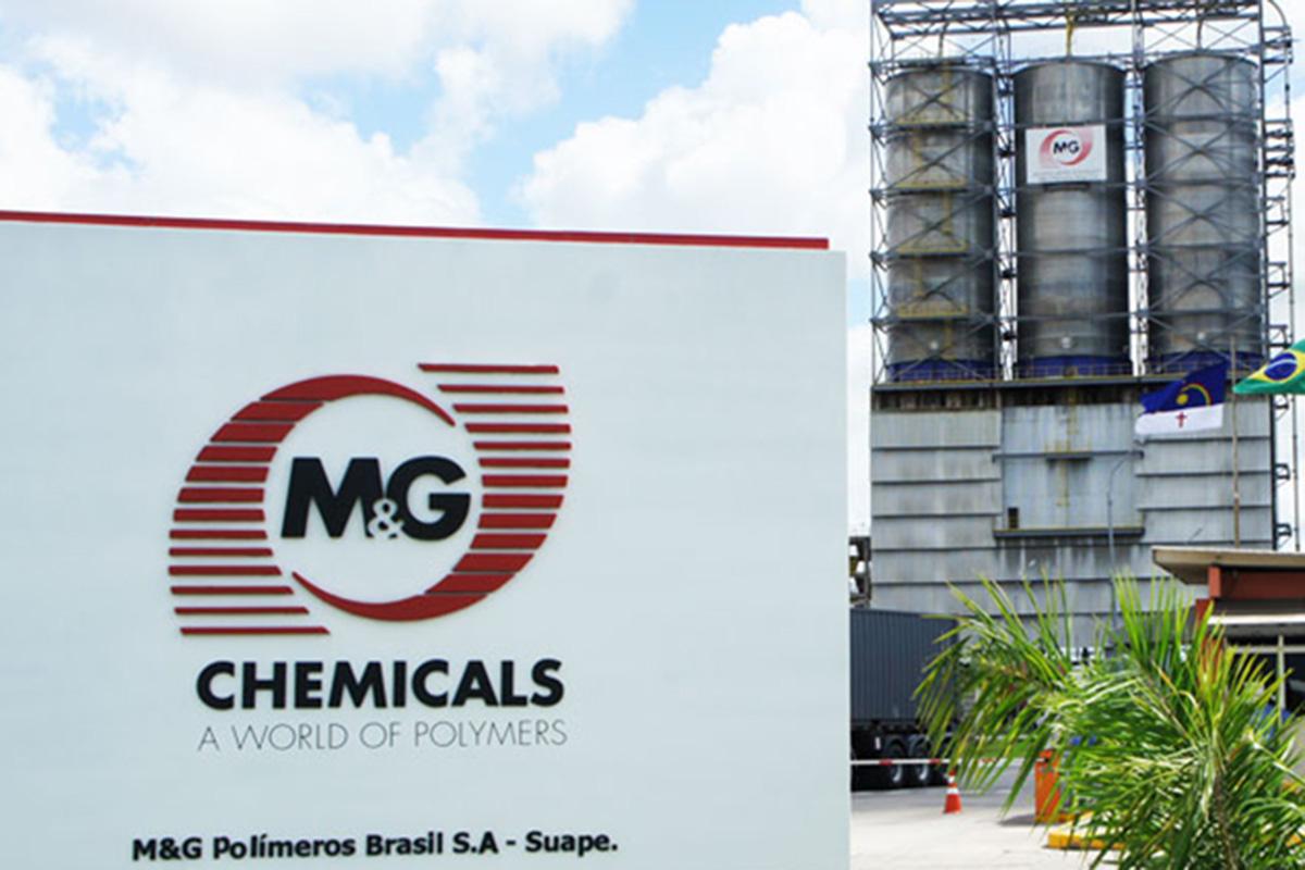 M&G Polímeros em Suape, Pernambuco