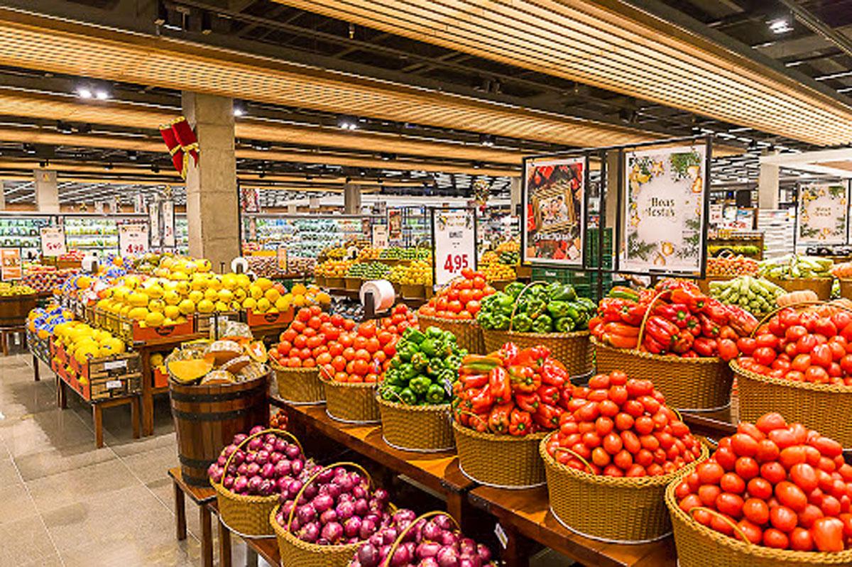 Supermercado Zaffari