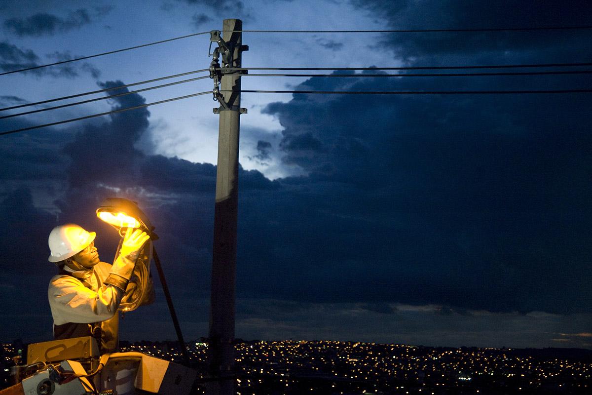 Eletricista da Elektro Redes