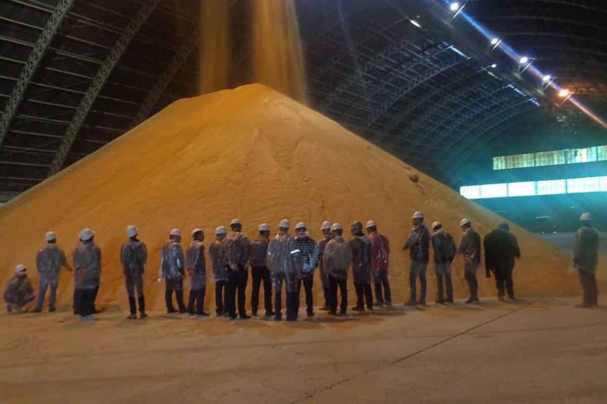 Armazém de grãos da Bianchini