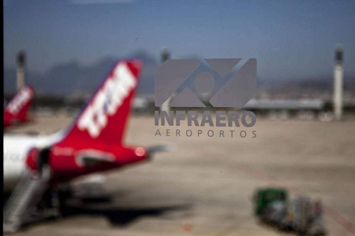 Aeroporto administrado pela Infraero