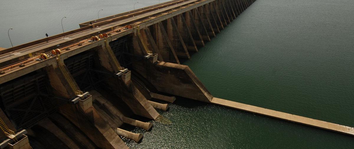 Usina hidrelétrica de Jupiá