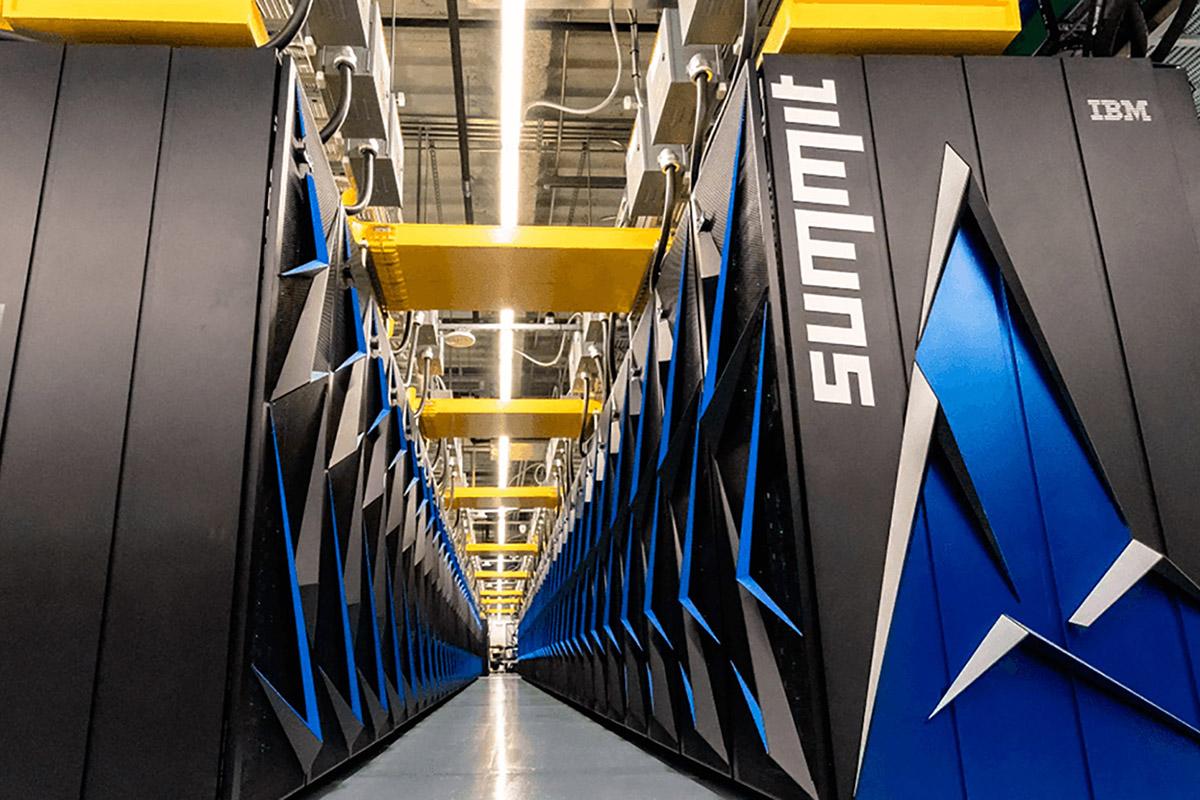 Supercomputadores da IBM